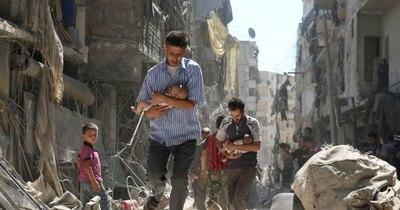 La Nación / Diez años de guerra en Siria y sin paz a la vista