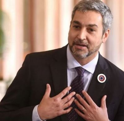 """Vallejo cuestiona video pregrabado de Mario Abdo: """"Nuestro presidente está ausente"""""""