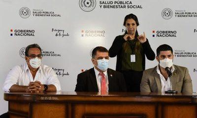 Tras alarmante cifra de contagios Covid-19 declaran alerta roja en Asunción y Central