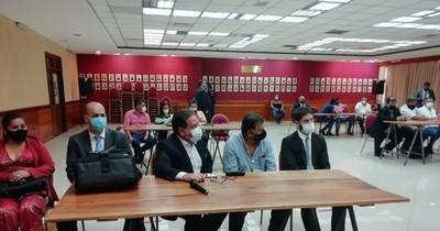 La Nación / Detave: recusan a juez y audiencia preliminar se suspendió