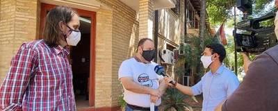 Investigan agresiones a periodistas durante manifestaciones