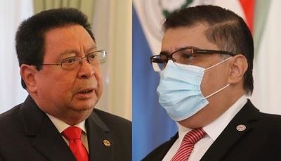 Embajador afirma que gestionó vacunas y que no le hicieron caso