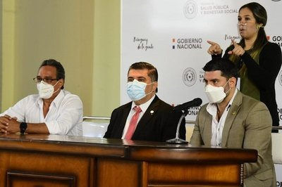 Asunción y Central, en alerta roja al concentrar el 60% de los casos de COVID-19
