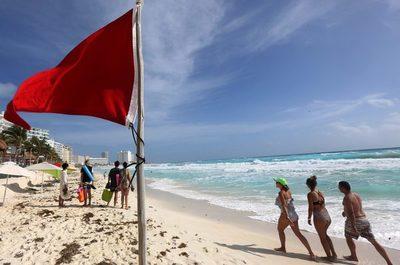 El turismo internacional en México cayó un 49,3 % interanual en enero