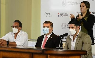 """Por """"Alerta roja"""" en Asunción y Central llaman a enfrentar al """"único enemigo común que es el virus"""""""