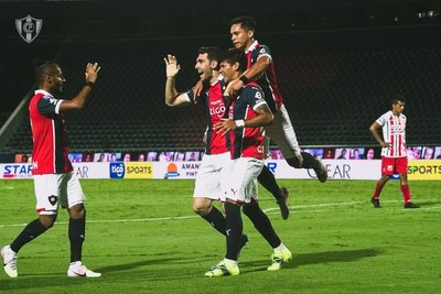 Cerro Porteño gana y busca su recuperación futbolística