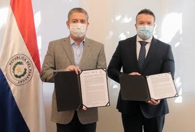 Firman acuerdo para mejorar control antilavado en el financiamiento político
