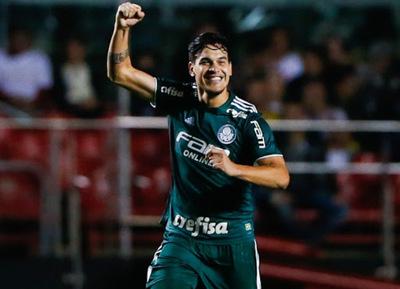 Gustavo Gómez, incluido en el once ideal del continente
