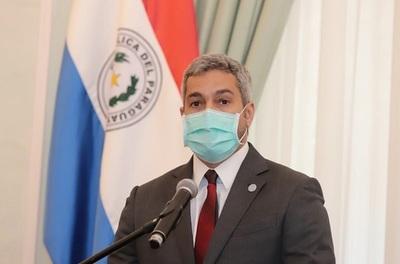 Abdo Benítez desconvoca manifestación de funcionarios colorados
