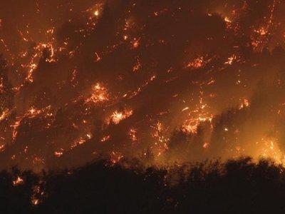 Incendio en Patagonia deja 15 desaparecidos y múltiples afectados