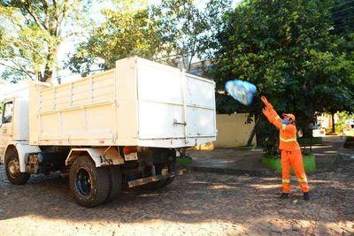 Proyectan ampliar la campaña de recolección selectiva de residuos