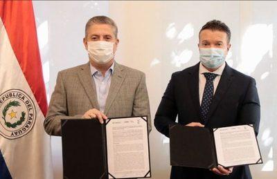 TSJE y Seprelad firman convenio de cooperación para control de financiamiento político de cara a elecciones
