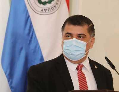 Ministro de Salud confirma negociaciones para la compra de 2 millones de vacunas AstraZeneca