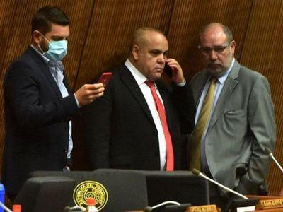 Los diputados de los que depende el juicio político a Mario Abdo