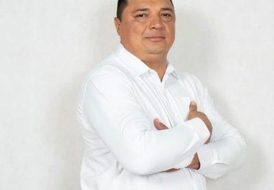 MELGAREJO OFICIALIZA PRECANDIDATURA  A LA CONCEJALÍA DE MINGA GUAZÚ