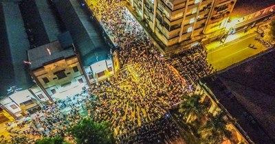 """La Nación / Peligra imagen de Paraguay ante el mundo con una """"doble crisis"""""""