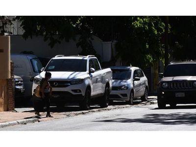 Aguardan estudio de ordenanza para estacionamiento tarifado