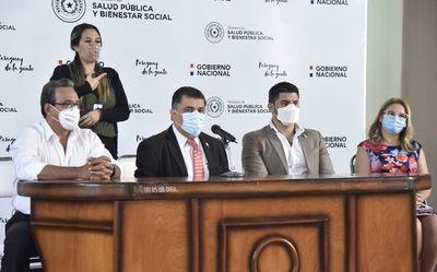 Asunción y Central están en alerta roja