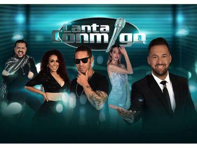 Cuenta regresiva para el gran show de  Canta conmigo Paraguay
