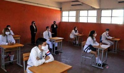 MEC y MSP anuncian que las clases presenciales continúan