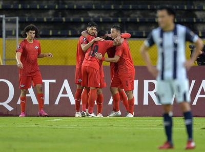 Libertad debuta ganando de visitante en la Libertadores