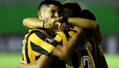 Guaraní va por el primer golpe ante Atlético Nacional