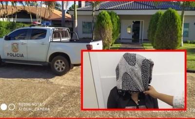 Allanan vivienda en el PCC y detienen a una mujer buscada por estafa