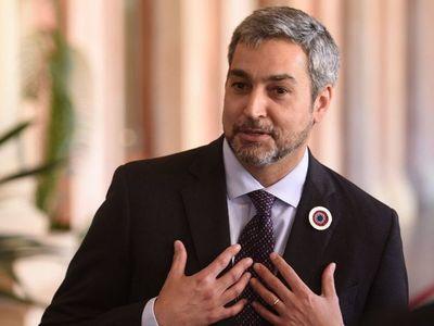"""Los """"manotazos"""" de Mario Abdo para salvar su Gobierno"""