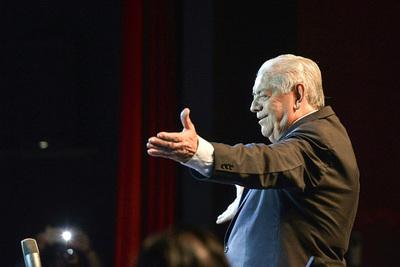 A sus 96 años, falleció el renombrado compositor Florentín Giménez