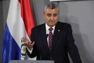 """Villamayor sobre su salida del Gabinete: """"Se cumple una etapa, no estoy apegado a ningún cargo"""""""