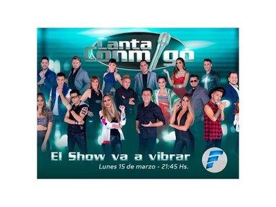 El Canta Conmigo Paraguay se estrena este 15 de marzo