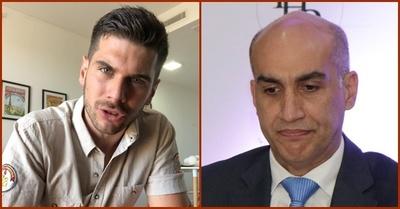 Viveros plantea realizar una denuncia contra Julio Mazzoleni