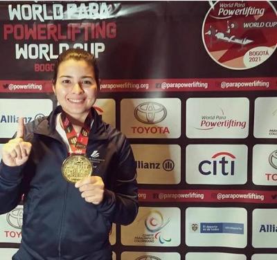 Paraguay logra histórica medalla en Para Powerlifting