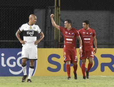 López y la goleada a Olimpia