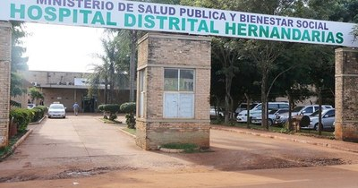 La Nación / Descubren que mujer estaba viva en pleno velatorio y luego fallece en Hospital de Hernandarias