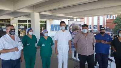 Funcionarios de Clínicas reclaman a nuevo ministro de Salud que les provea insumos