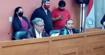 La Nación / Concejal de San Lorenzo pide suspender licitaciones de empedrado ante crisis sanitaria