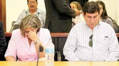 Condenan a 12 años de prisión a comisario por enriquecimiento ilícito