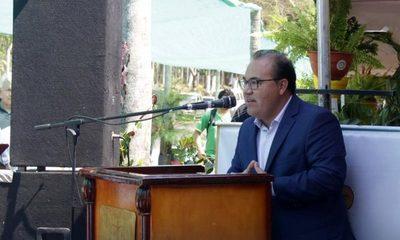 Gobernador de Cordillera propone redireccionar fondos del MOPC a Salud Pública
