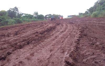 Pobladores de Mbaracayú anuncian nueva manifestación para exigir anhelada obra