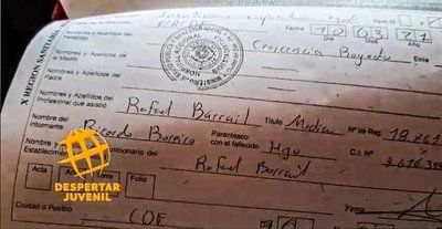 Región Sanitaria de Alto Paraná aclara que mujer no «resucitó»