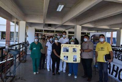Sindicalistas urgen a Salud Pública provisión de insumos, antibióticos y retrovirales para pacientes de Clínicas