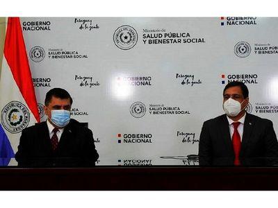"""Asume nuevo presidente del IPS y      alegan que es un cambio de """"cajero"""""""