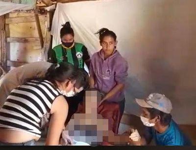 ¡Insólito! Mujer resucitó en pleno velorio en Hernandarias
