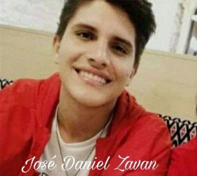 José Zaván está sin respirador y con buena apertura ocular, contó su mamá