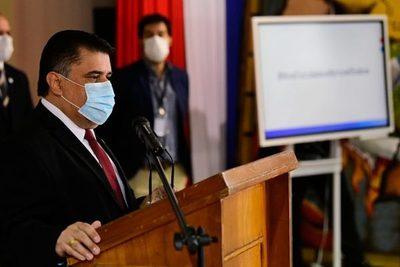 Salud anuncia la llegada de 3.000 vacunas más, descarta volver a fase 0 y exhorta al cuidado