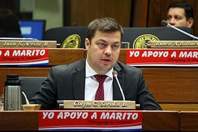 """""""Marito siempre respiró tranquilo porque su conciencia está tranquila, es un buen hombre"""", afirma diputado"""