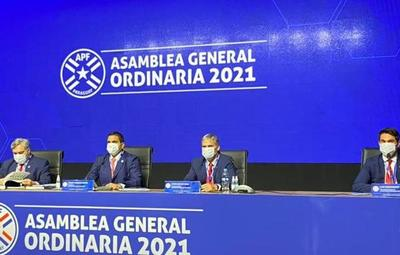 APF: Harrison afirma que su intención principal es clasificar a Qatar 2022