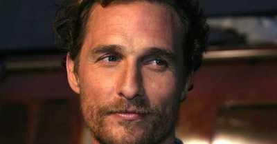 """Matthew McConaughey considera """"seriamente"""" presentarse a gobernador de Texas"""
