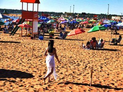 Encarnación suspende eventos pero playas seguirán abiertas